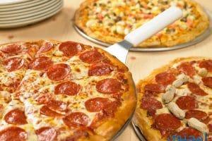 طريقة عمل البيتزا نجلاء الشرشابى