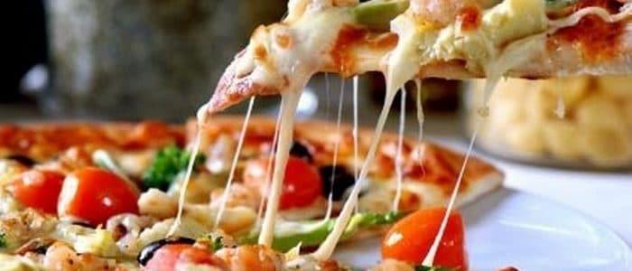 طريقة عمل البيتزا هت الحديثة