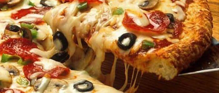 طريقة عمل البيتزا السريعة