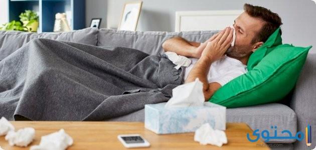 التخلص من البرد في الجسم