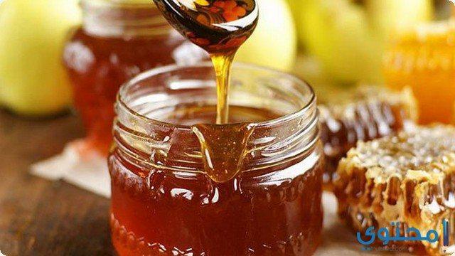 كيف كان الرسول يتناول العسل