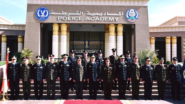 التسجيل الإلكتروني لكلية الشرطة