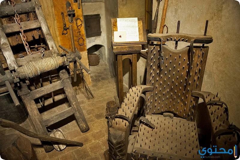 متحف التعذيب في القرون الوسطى