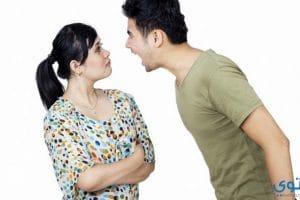 كيف يمكن التعامل مع الزوج المتشدد والعصبي ؟