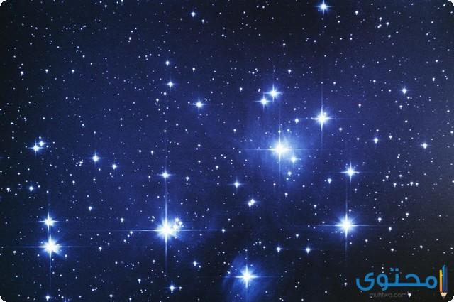 التفاعلات التي تحدث بين الغازات المكونه للنجم