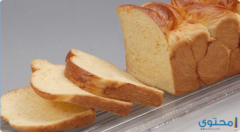 طريقة عمل خبز التوست - موقع محتوى