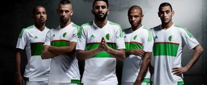 أغلفة وصور منتخب الجزائر للفيس بوك وتويتر 2018