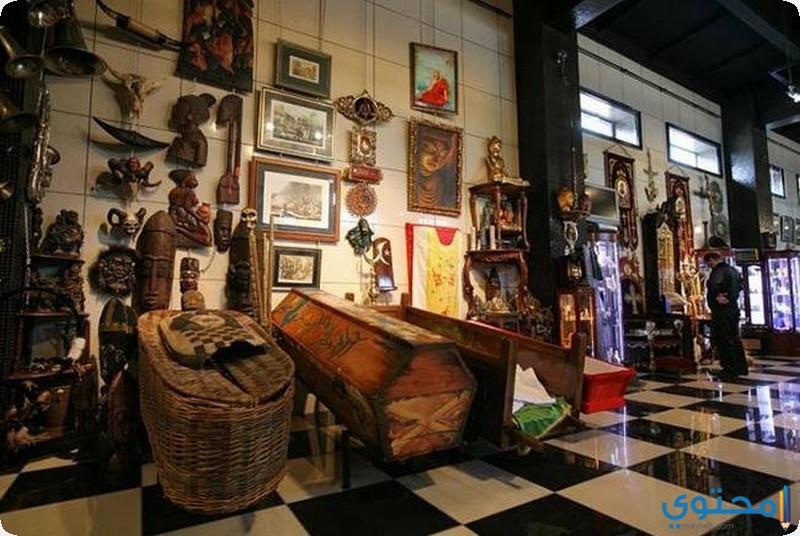 متحف ثقافة الجنازة – روسيا