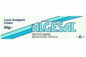 الجيزال Algesal لعلاج الالام والالتهابات الروماتيزمية