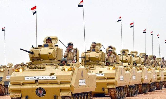 خلفيات الجيش المصري 2022