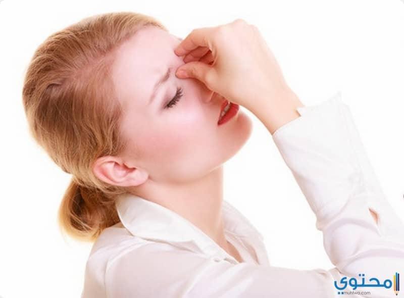 أسباب التهاب الجيوب الأنفية