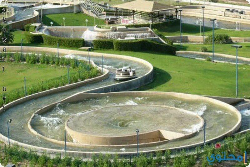 الحديقة السياحية الكويت