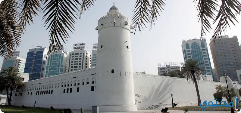 صور معالم أبو ظبي السياحية 2021 3
