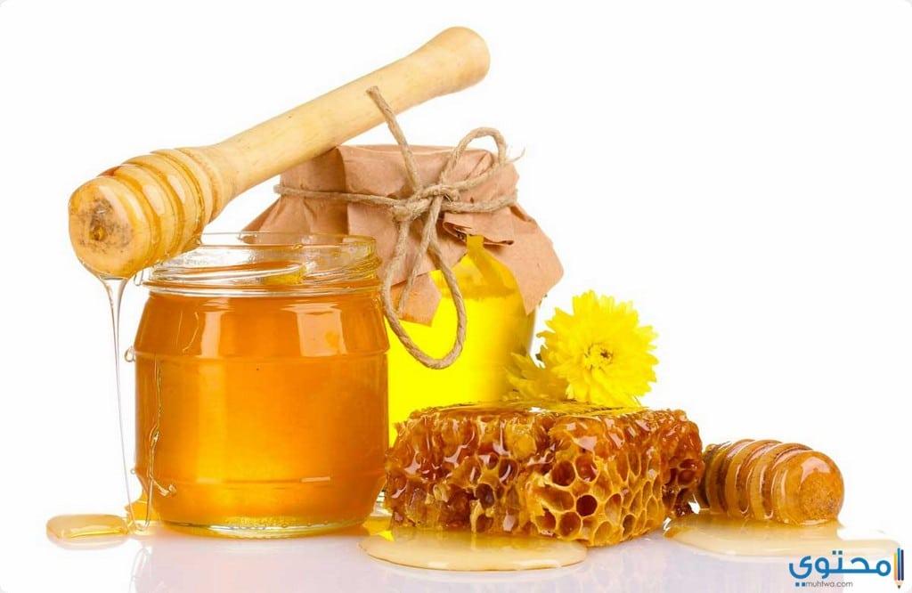 ماسك العسل والخميرة