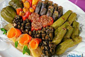 أكلات عراقية حديثة 2018 طريقة عمل الدولمة