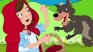 قصة ليلي والذئب