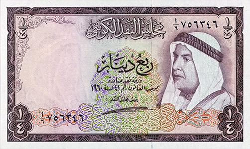 تاريخ عملة الكويت