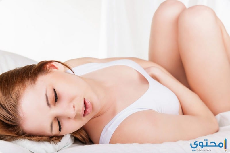 أعراض نزول الدورة الشهرية