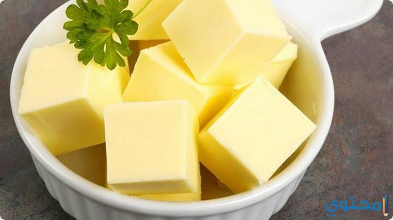 استخدام الزبدة مع الثوم