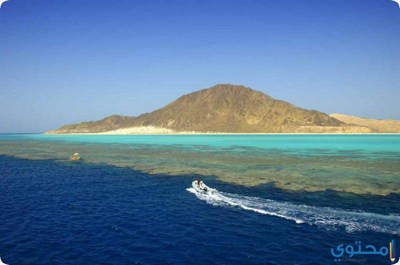 جزيرة الزبرخد