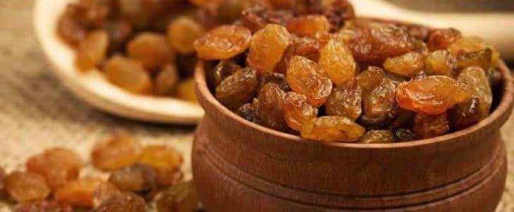 فوائد الزبيب وقيمته الغذائية في شهر رمضان 2018