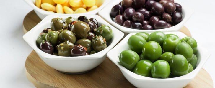 فوائد الزيتون وقيمته الغذائية