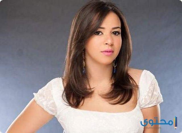 الفنانة ايمى سمير غانم