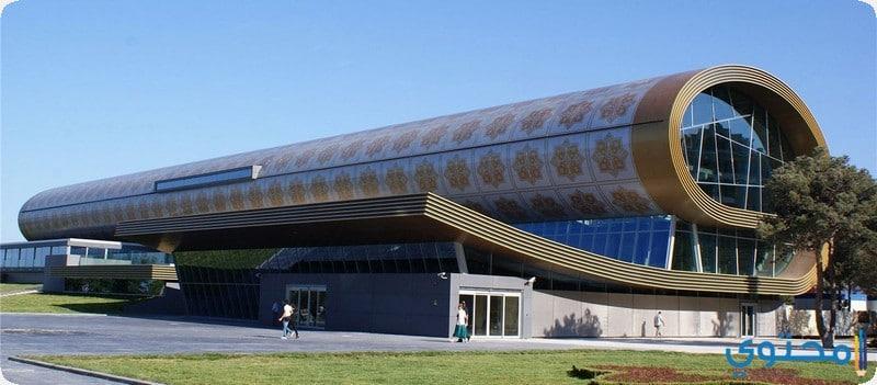 متحف السجاد في أذربيجان
