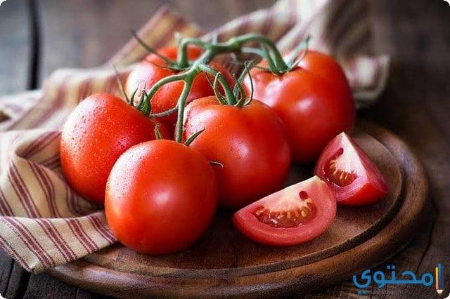 السعرات الحرارية في الطماطم وقيمتها الغذائية موقع محتوى