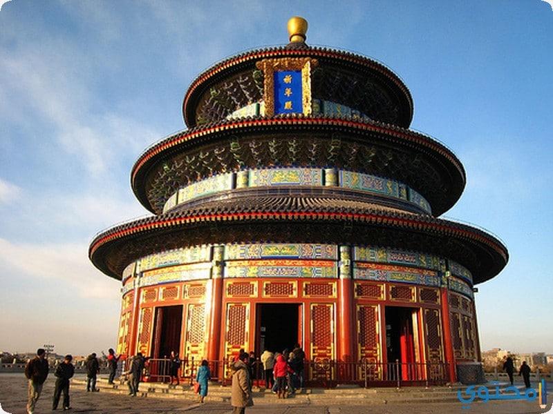 معبد السماء