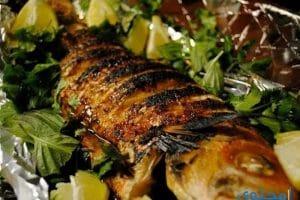 بالصور طريقة تحضير السمك البورى السنجارى