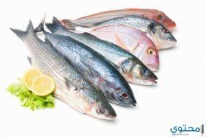 فوائد السمك للصحة والاطفال وللبشرة والشعر