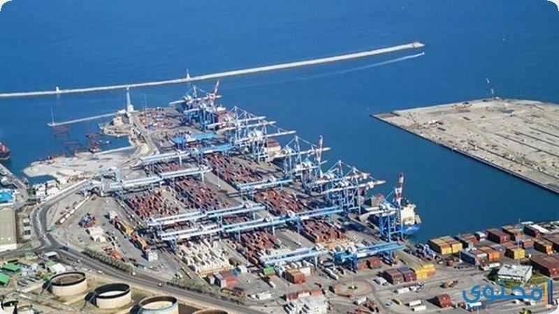 ميناء السويس المصري