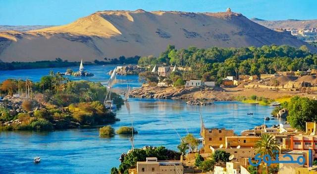 أفضل وقت للسياحه في مصر