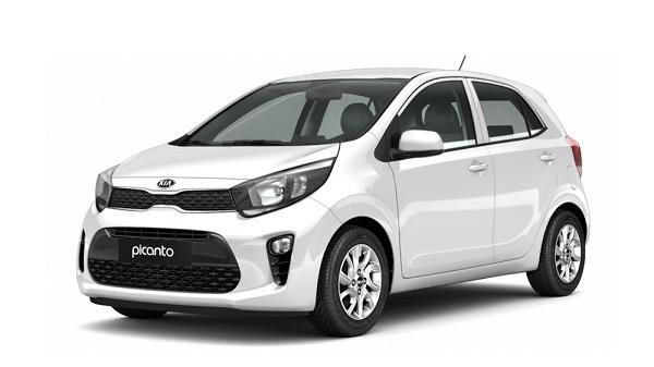 السيارة كيا بيانكو الجديدة