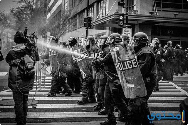 موضوع تعبير عن عيد الشرطة