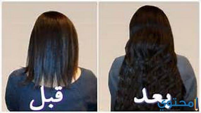 الشعر الطويل جدا