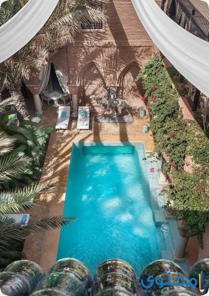 فندق السلطانة مراكش
