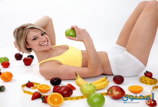 نصائح للحفاظ على الوزن