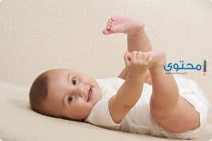 العناية بالطفل في الشهر السادس