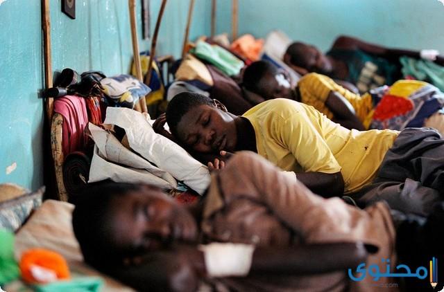 الطفيل المسبب لمرض النوم الأفريقي