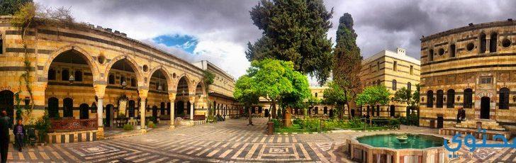 صور معالم السياحية في سوريا 2019