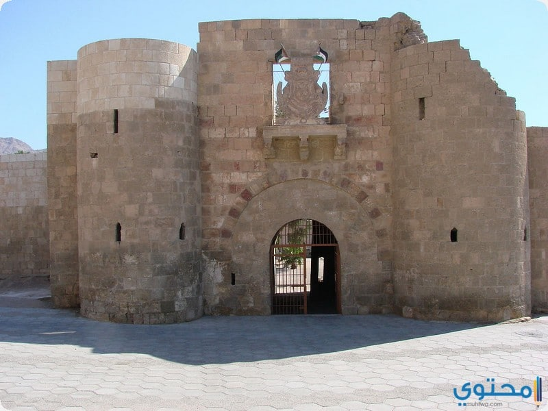 قلعة العقبة الاردن