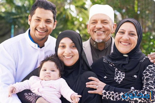 العلاقات الأسرية