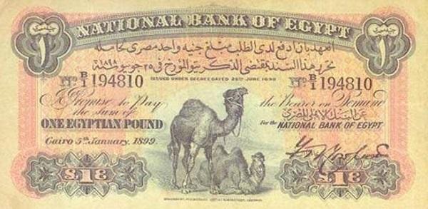 العملات المصرية في عهد الحكام