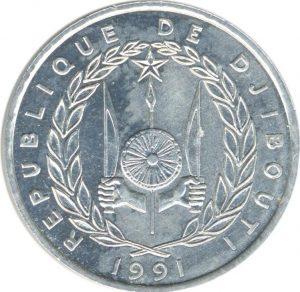 العملة المستخدمة في جيبوتي