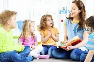 طرق العناية بالطفل قبل دخولة المدرسة