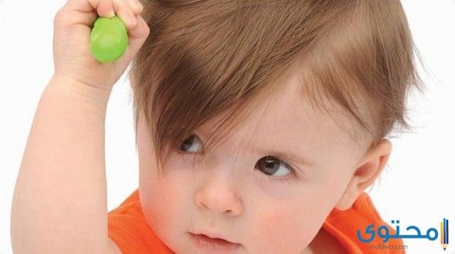 مشاكل الشعر للأطفال