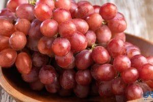 فوائد العنب الاحمر للصحة والجنس