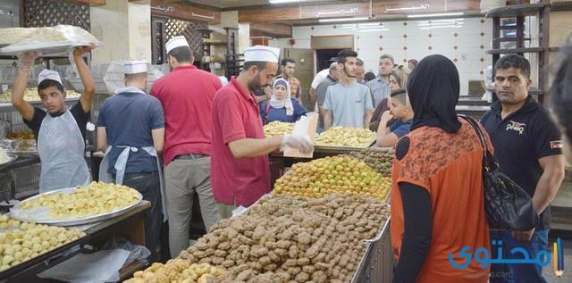 أجواء عيد الفطر بالأردن